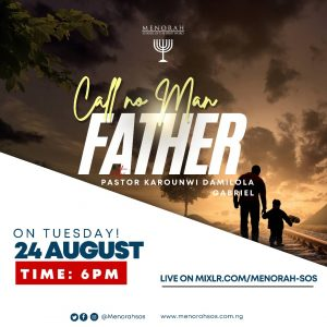 Read more about the article Call No Man Father