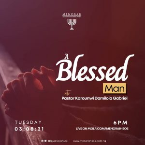 Read more about the article A Blessed Man