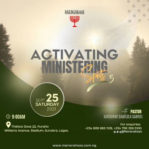 Read more about the article Activating Ministering Spirits 5