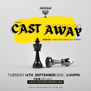 Read more about the article CAST AWAY PART 2