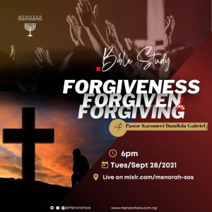 Read more about the article Forgiveness Forgiven And Forgiving